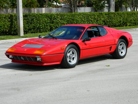 1983 Ferrari 512 BBi Boxer for sale