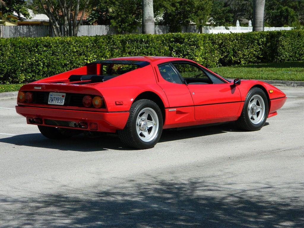 1983 Ferrari 512 Bbi Boxer For Sale