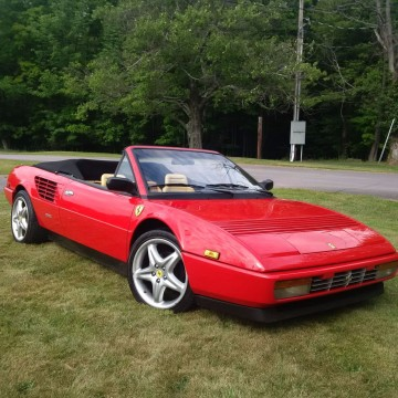 1988 ferrari mondial for sale. Cars Review. Best American Auto & Cars Review