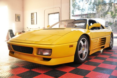 1994 Ferrari 348 Challenge for sale