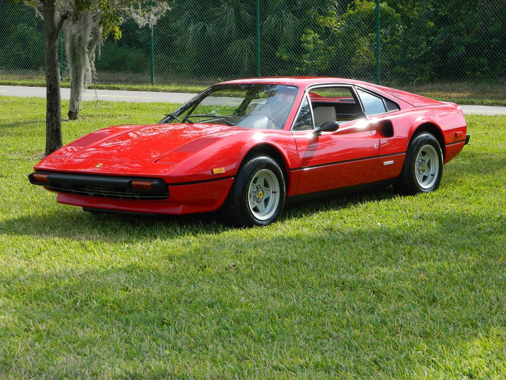 Ferrari 308 Gts For Sale >> 1977 Ferrari 308 Gtb Berlinetta For Sale
