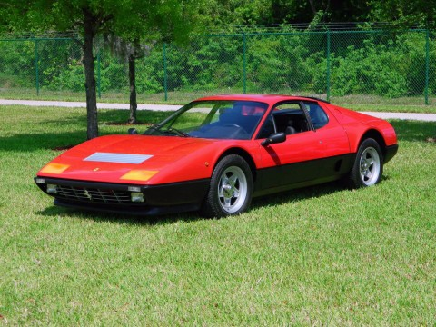 1983 Ferrari 512 BBi Boxer Berlinetta Zegna for sale