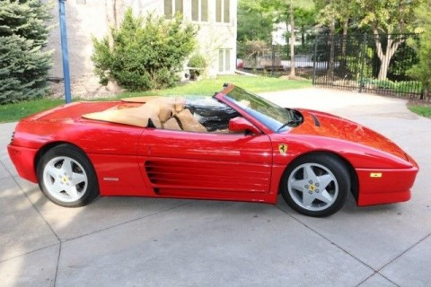 1994 Ferrari 348 Spider Convertible for sale