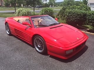 1995 Ferrari 348 Spider for sale