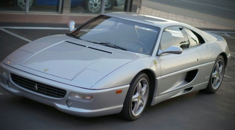 1999 Ferrari 355 GTB Berlinetta for sale
