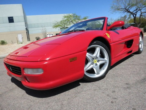 1999 Ferrari 355 Spider for sale