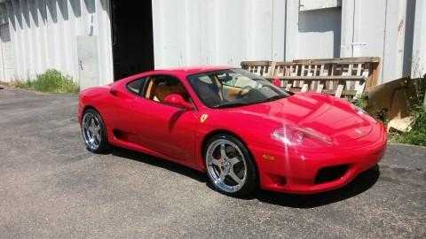 1999 Ferrari Modena 360 F1 for sale