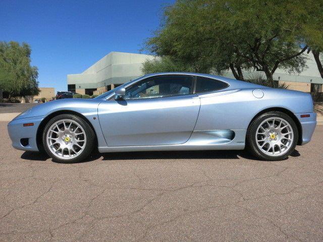 2000 Ferrari 360 Modena F1 Coupe for sale
