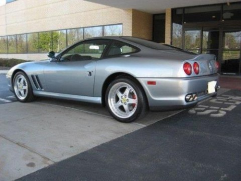 2001 Ferrari 550 Maranello 2dr Coupe for sale