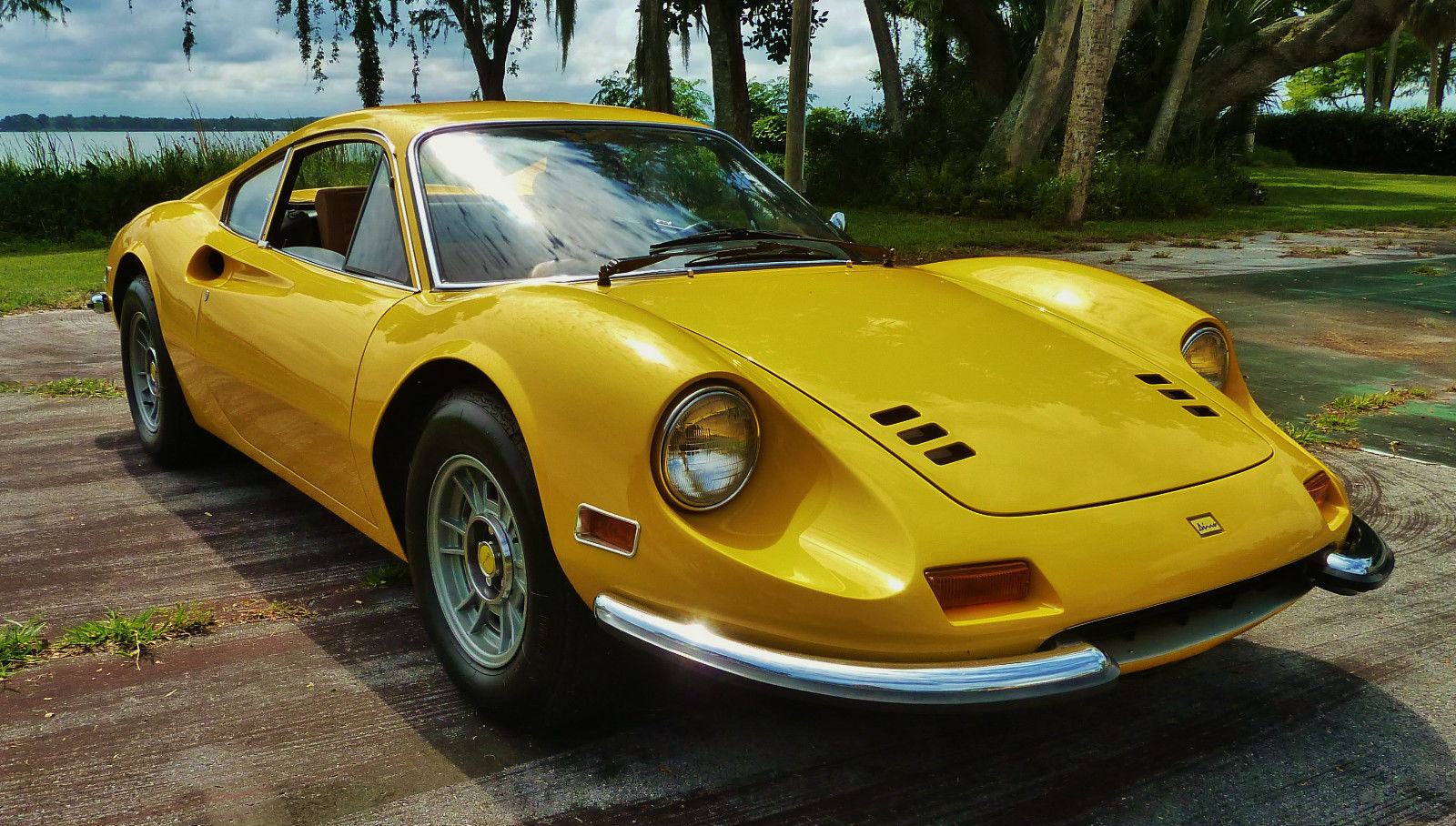 1972 Ferrari Dino 246gt For Sale
