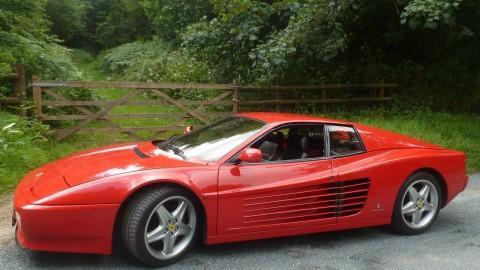 1992 Ferrari 512 TR Testarossa for sale