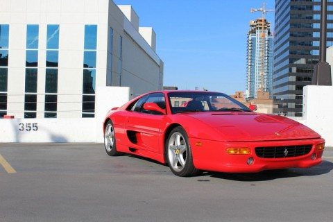 1995 Ferrari 355 Berlinetta for sale