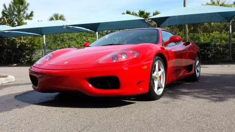 2000 Ferrari 360 for sale