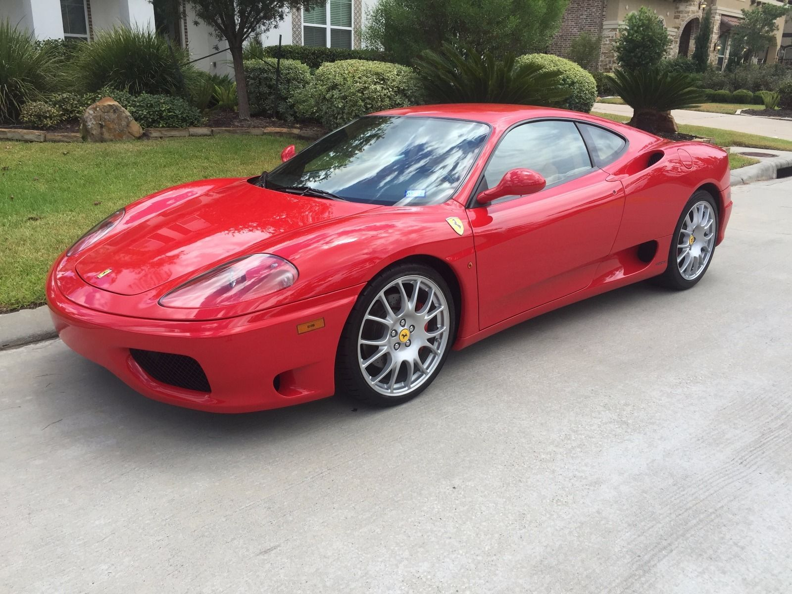 2000 ferrari 360 modena for sale. Black Bedroom Furniture Sets. Home Design Ideas