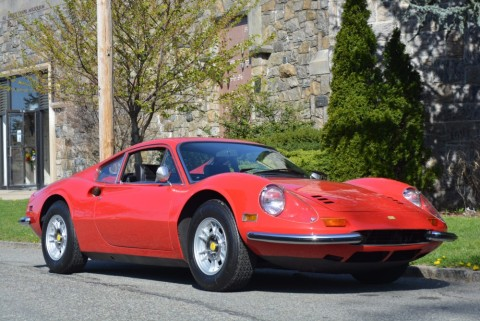 1972 Ferrari 246gt Dino for sale