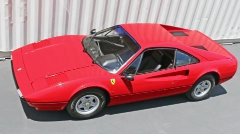 1976 Ferrari 308 Vertroresina Dry Sump Fiberglass for sale