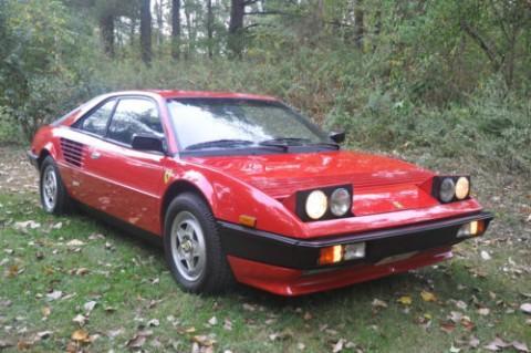 1982 Ferrari Mondial Mondial 8 for sale