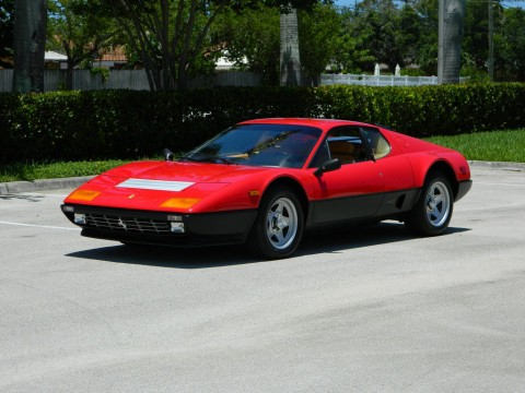 1984 Ferrari 512 BBi Boxer Berlinetta for sale