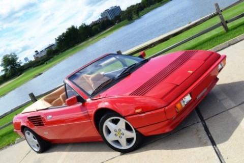 1985 Ferrari Mondial for sale