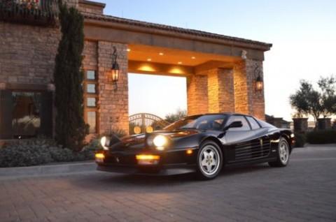 1991 Ferrari Testarossa TR for sale