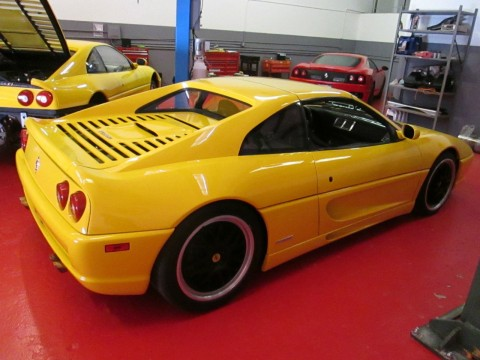 1998 Ferrari 355 355 GTS F1 for sale