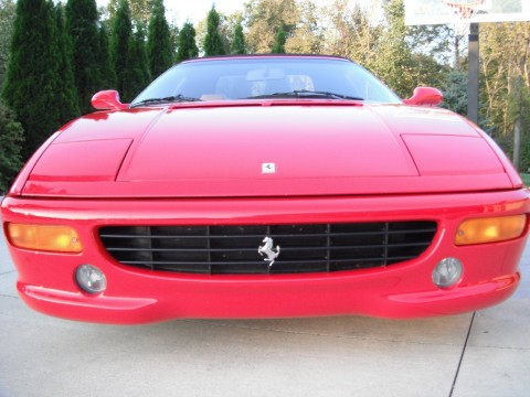 1999 Ferrari 355 Spider F1 for sale