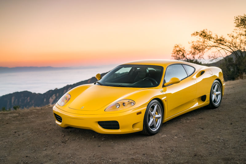 1999 Ferrari 360 For Sale