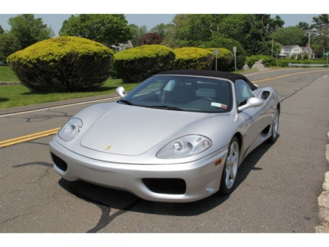 2001 Ferrari 360 FIORANO for sale