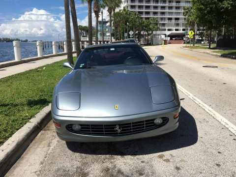 2001 Ferrari 456 MGTS for sale