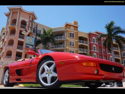 1999 Ferrari 355 Serie Fiorano F1 Spider for sale
