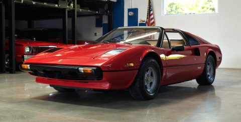 1979 Ferrari 308 GTS Spyder for sale