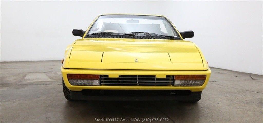 1984 Ferrari Mondial Spider