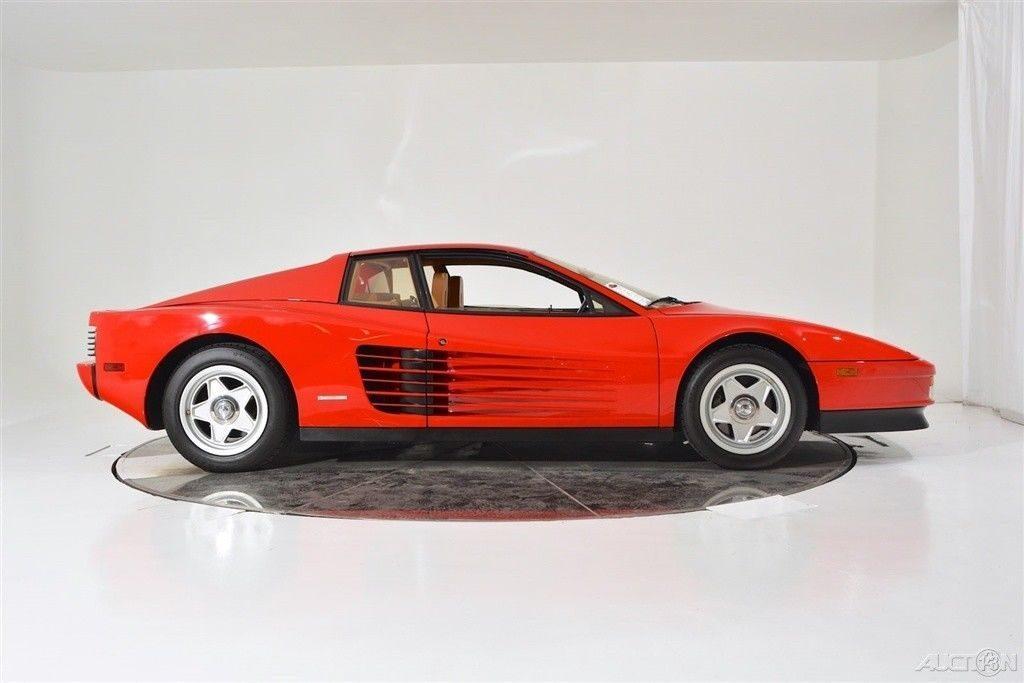 1986 Ferrari Testarossa – EXCELLENT SHAPE