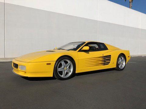 1993 Ferrari 512TR – COLLECTOR GRADE for sale