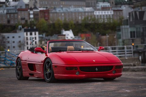 1996 Ferrari 355 Spider for sale