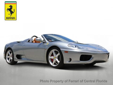 2001 Ferrari 360 – EXCELLENT CONDITION for sale