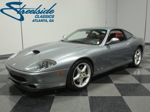 TRUE EXOTIC 1998 Ferrari 550 for sale