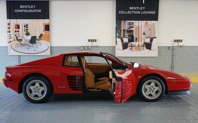 1989 Ferrari Testarossa 5SPD