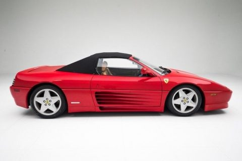 1995 Ferrari 348 SPIDER in mint condition for sale
