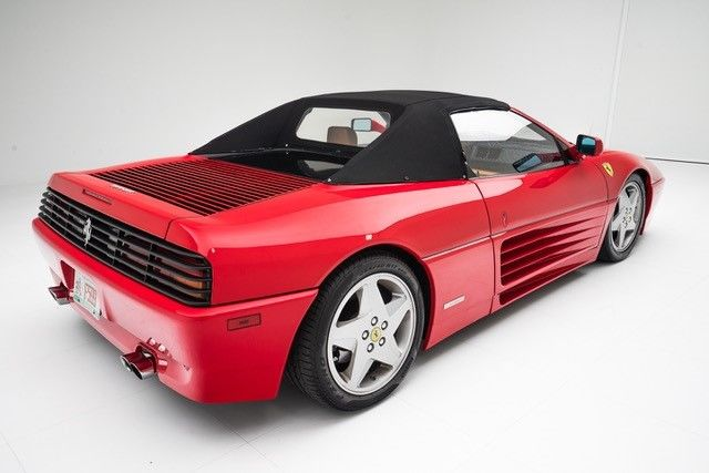 1995 Ferrari 348 SPIDER in mint condition