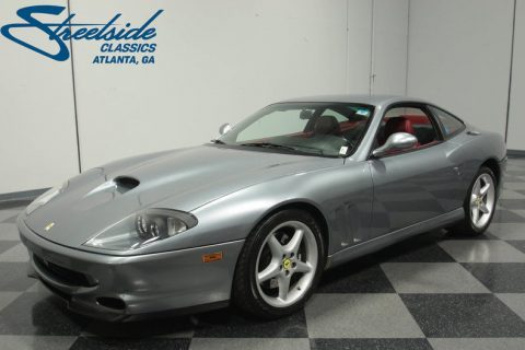 1998 Ferrari 550 – TRUE EXOTIC!! for sale