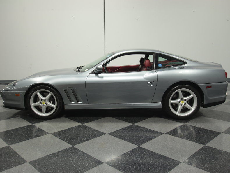 1998 Ferrari 550 – TRUE EXOTIC!!