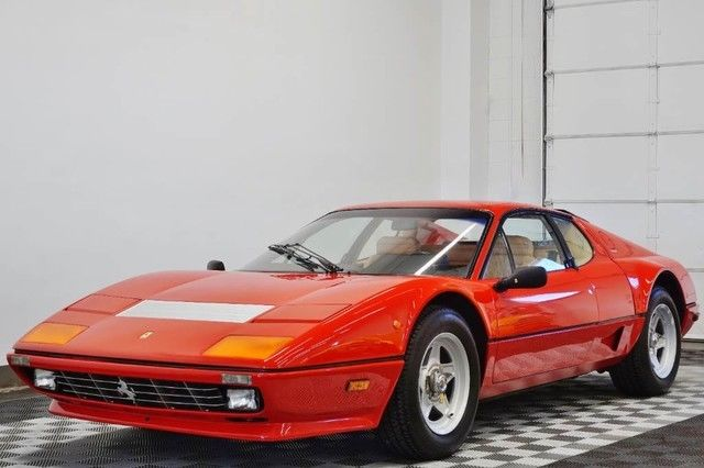 Beautiful 1984 Ferrari
