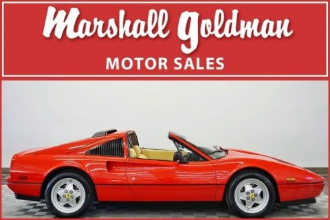 Beautiful 1988 Ferrari 328 for sale