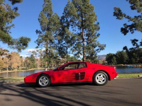 BEAUTIFUL 1990 Ferrari Testarossa for sale