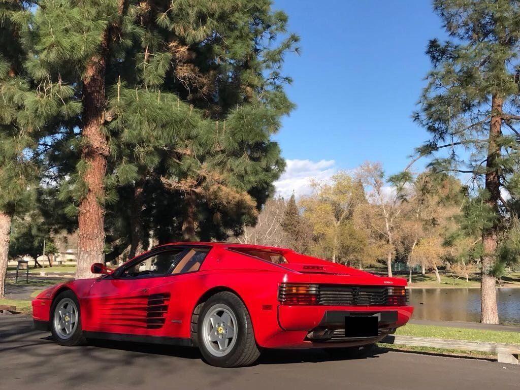 BEAUTIFUL 1990 Ferrari Testarossa