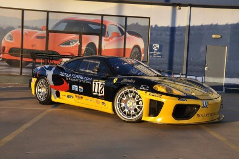 GREAT 2001 Ferrari 360 Challenge for sale
