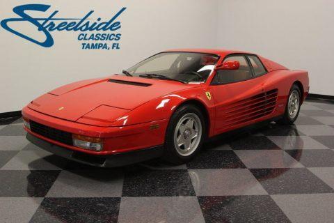 PRISTINE 1986 Ferrari Testarossa for sale