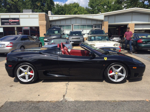 RARE 2001 Ferrari 360