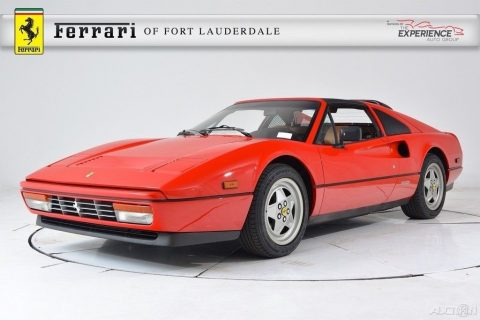 1989 Ferrari 328 GTS in SHOW CONDITION for sale